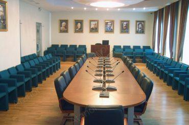 Конференц-зал Ставропольской библиотеки