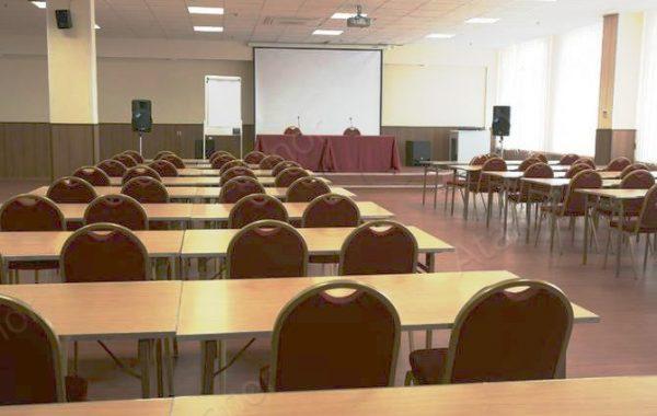Конференц-зал гостиницы «Салют»