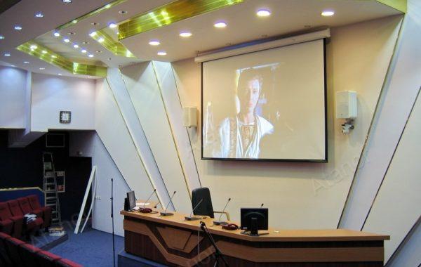 Конференц-зал института «Норильск Проект»