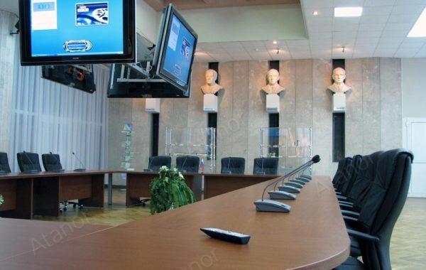 Конференц-зал в МИСиС