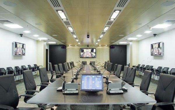 Конференц-залы для офисного центра «Японский дом»