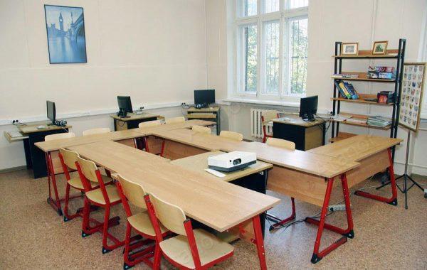 Лингафонный кабинет  в Политехническом колледже №39