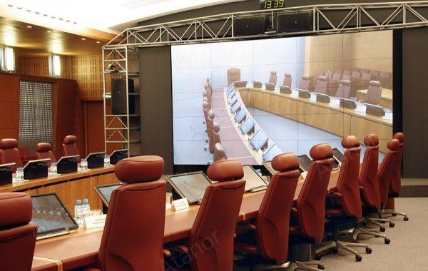Конференц-зал Московского Индустриального Банка