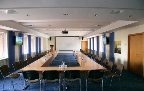 Конференц-зал трансформер в НИИИН МНПО «Спектр»
