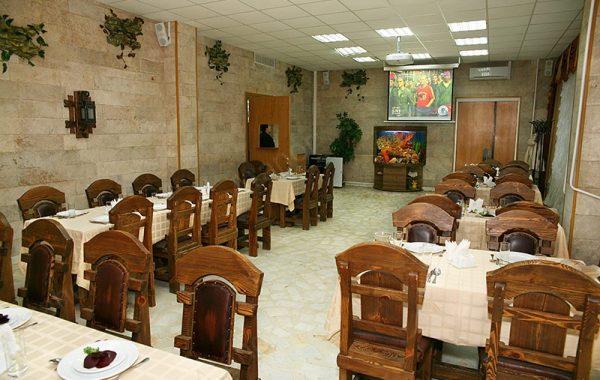 Обеденные залы в МИФИ