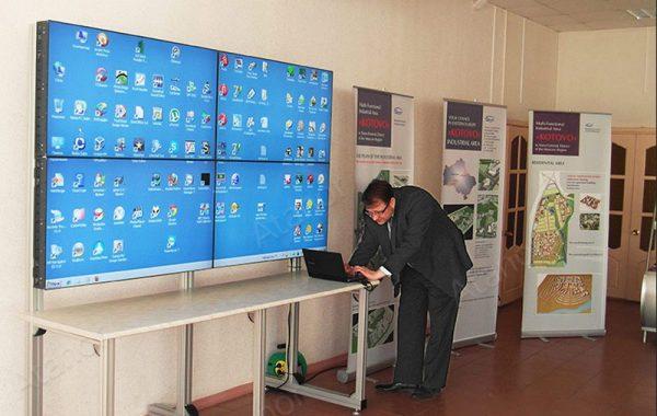 Конференц-система для Торгово-Промышленной Палаты Московской области