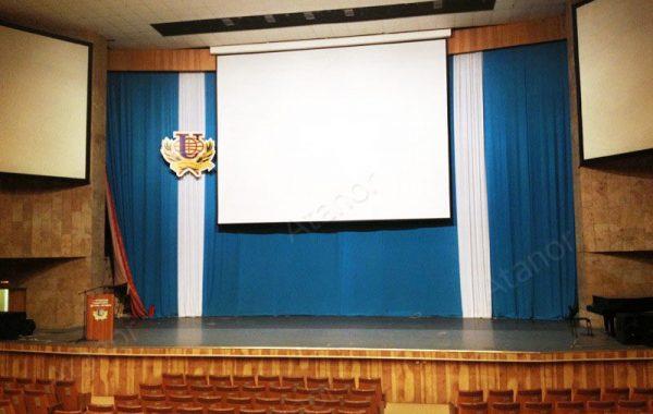 Видеооборудование для актового зала РУДН
