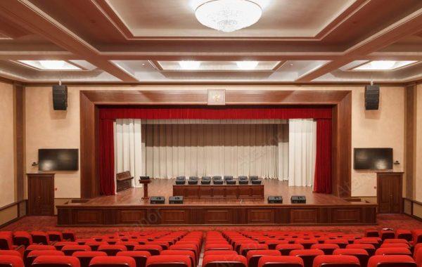 Конгресс-зал для ВИПК МВД России