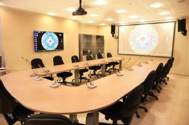 Конференц-зал и ситуационный центр в МЧС