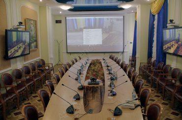 Сеть конференц-залов для «Ростелекома»