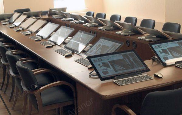 Зал совещаний Постоянного Комитета Союзного государства