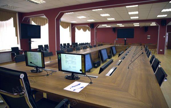 Конференц-зал ПКБ вагонного хозяйства ОАО «РЖД»