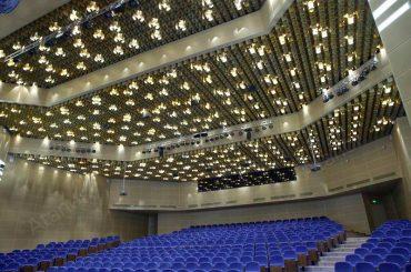 Конгресс-зал Федерального космического агентства РФ