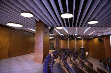 Бюджетный конференц-зал для «Беллы»
