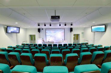 Оборудование для актового и конференц-зала Удмуртского ГУ