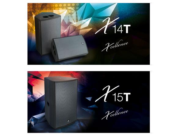 Amate Audio X15T и X14T