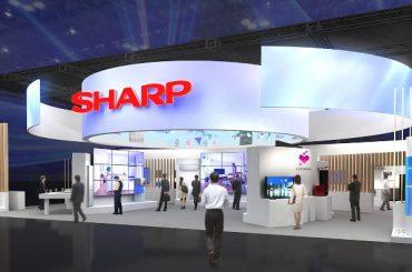 Высокие технологии SHARP на CEATEC 2016