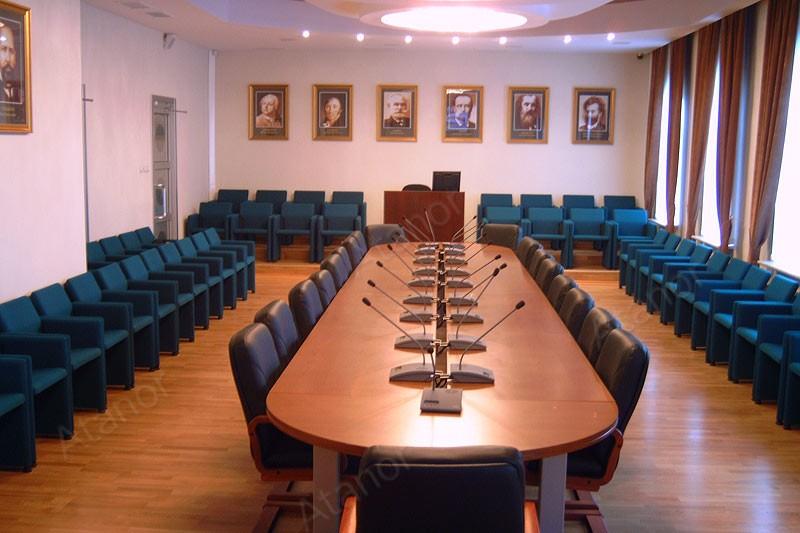 Конференц-зал Ставропольской государственной библиотеки