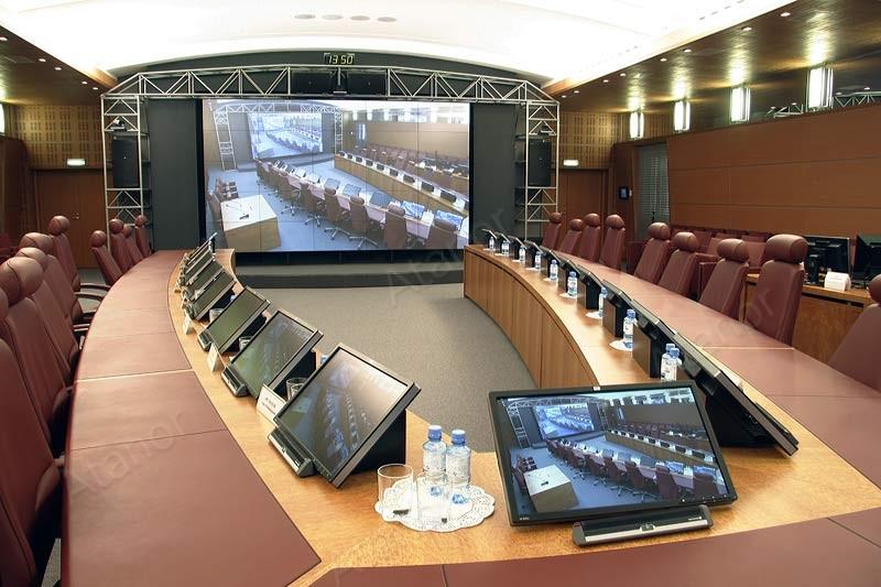 Конгресс-зал Московского индустриального банка
