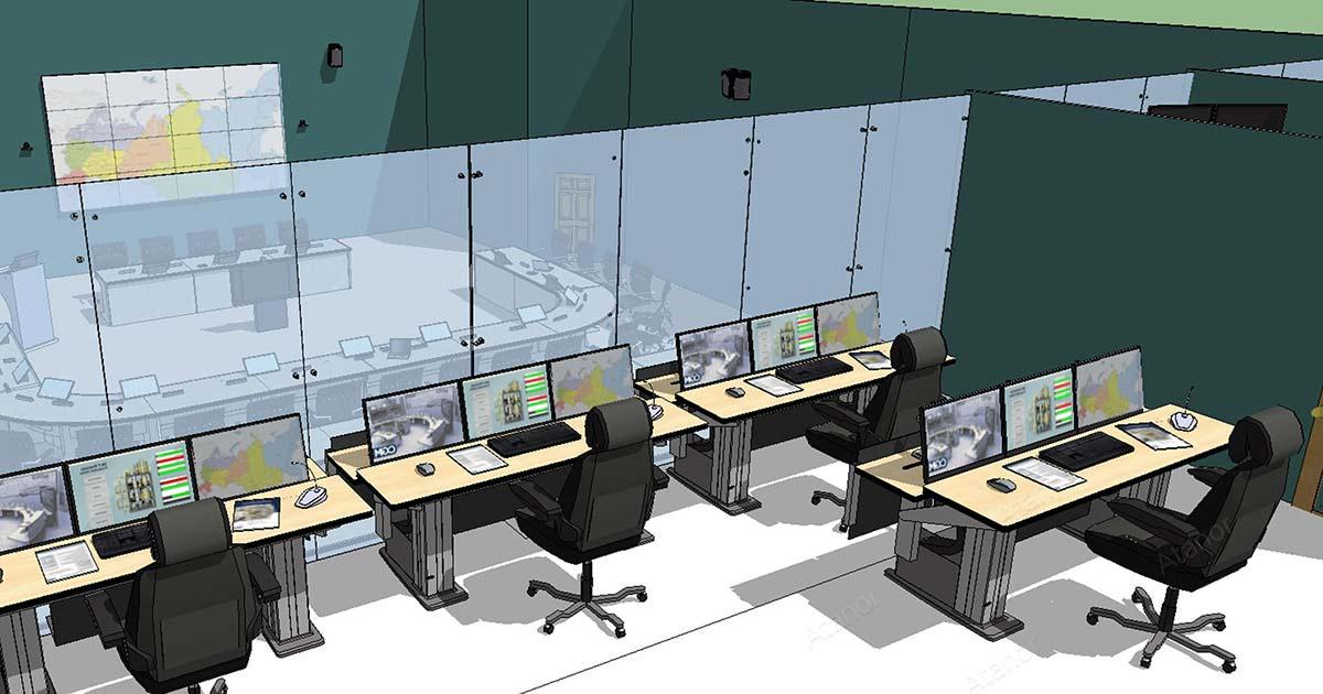 Проект ситуационного центра