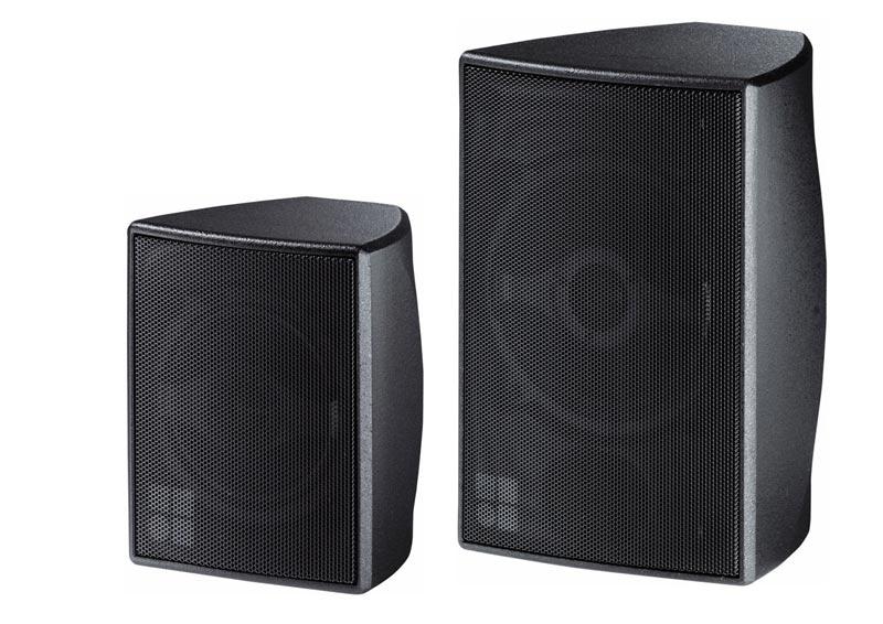 Одиночные фронтальные акустические системы D&B
