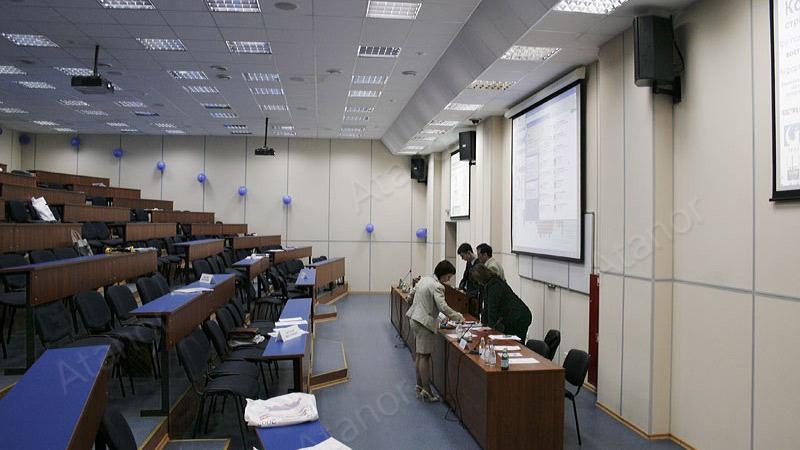 Учебная аудитория в МФПА