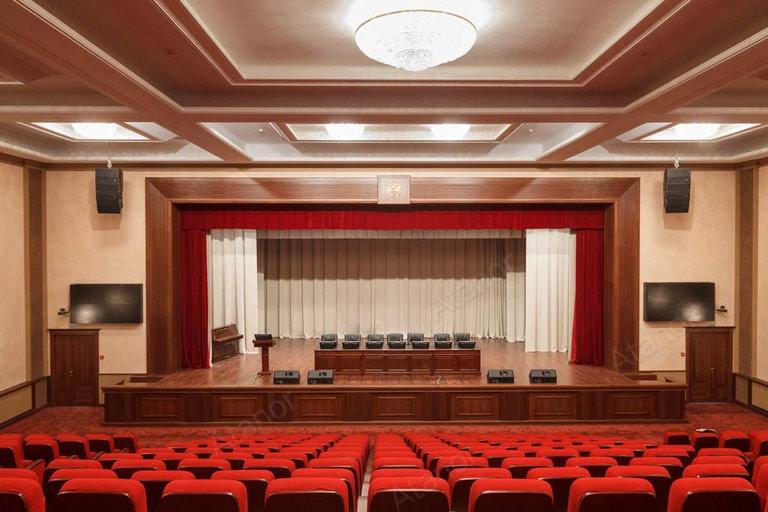 Проект: «Конгресс-зал для ВИПК МВД России»