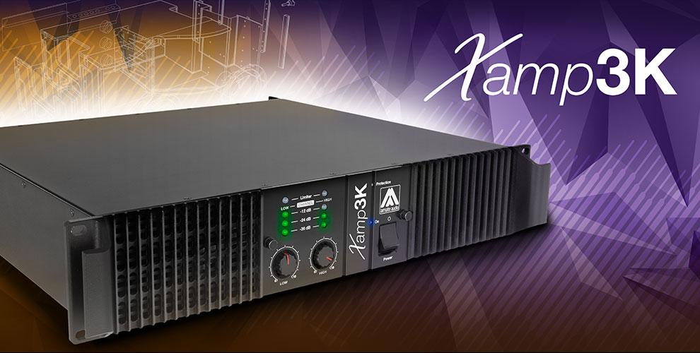 Усилитель мощности Amate Audio Xamp3K