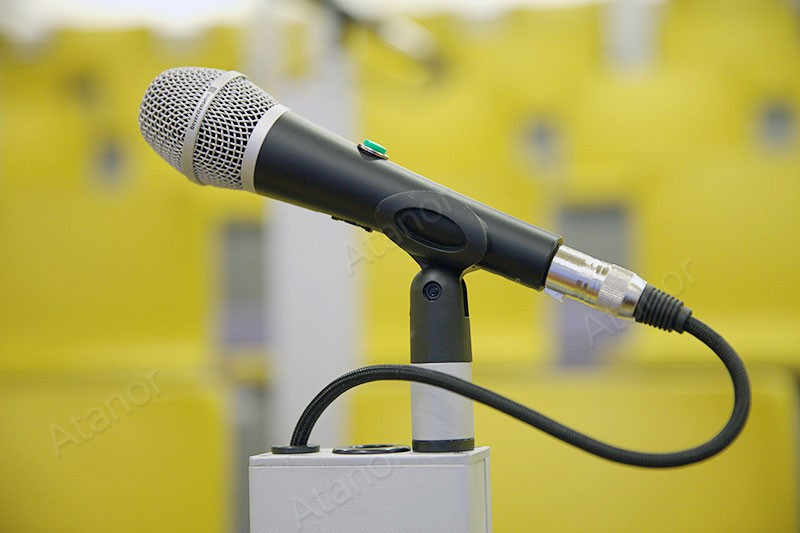 Профессиональные микрофоны