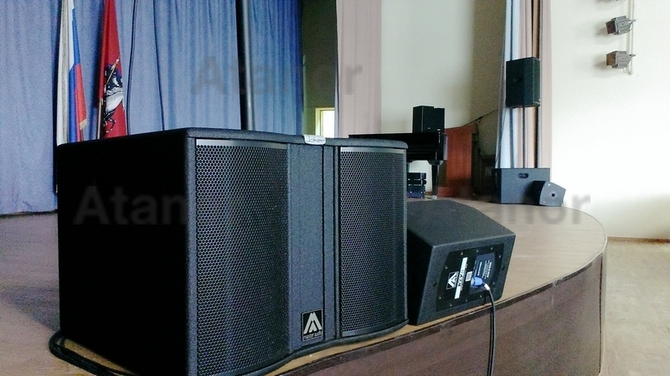 Акустические системы Amate Audio
