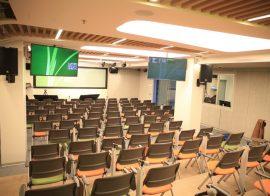 Конференц-зал для компании «Яндекс»