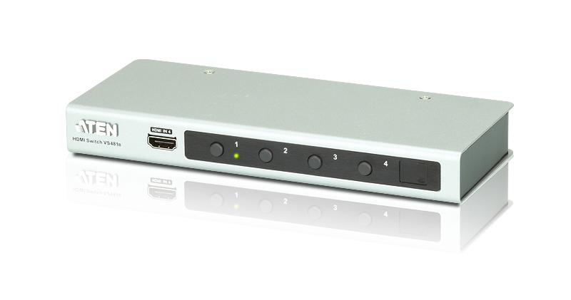 4-портовый HDMI коммутатор ATEN VS481B