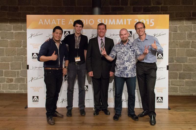Саммит производителя профессиональной акустики Amate Audio