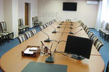 Конференц-система в Минтруда Ставропольского края