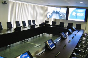 Многофункциональные залы в МРСК Северного Кавказа