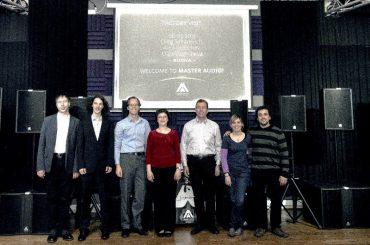 «Атанор» стал официальным дистрибьютором Master Audio