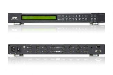 Новый матричный коммутатор-масштабатор ATEN VM5808H
