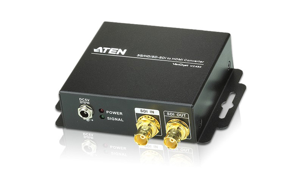 3G/HD/SD-SDI - HDMI конвертер ATEN VC480
