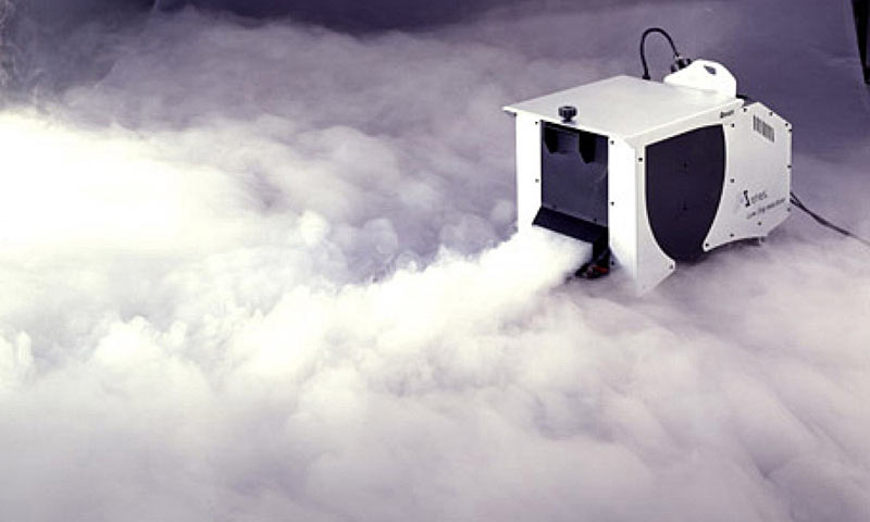 Дым-машина