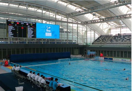 Светодиодные экраны для спорта