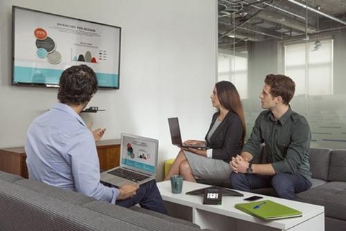 Системы для совместной работы (BYOD) для переговорной комнаты