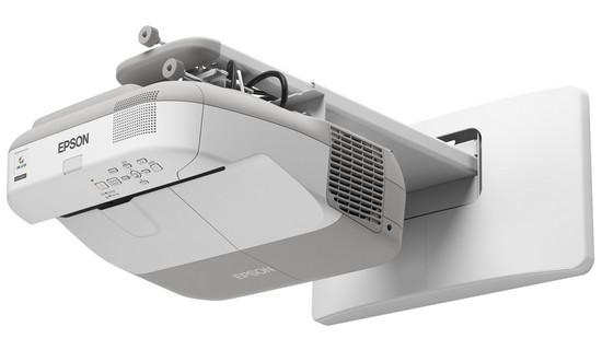 Настенное крепление для ультракороткофокусного мультимедиа-проектора