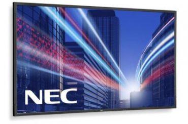 Акция на панели NEC для видеостен
