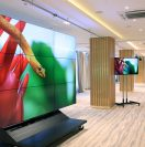 Многофункциональный зал-трансформер в бизнес-центре «Пальмира»