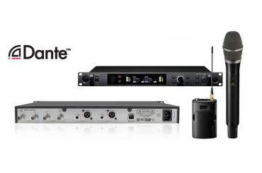 Цифровая радиосистема Beyerdynamic TG 1000 теперь поддерживает Dante