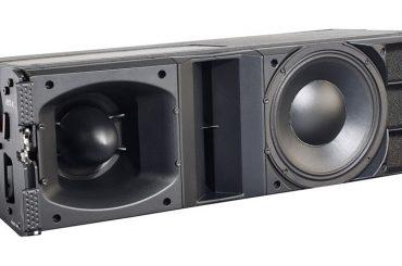 3-полосный линейный массив Aero 40A от DAS Audio