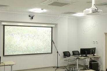 Оснащение учебной аудитории Ступинского химического завода
