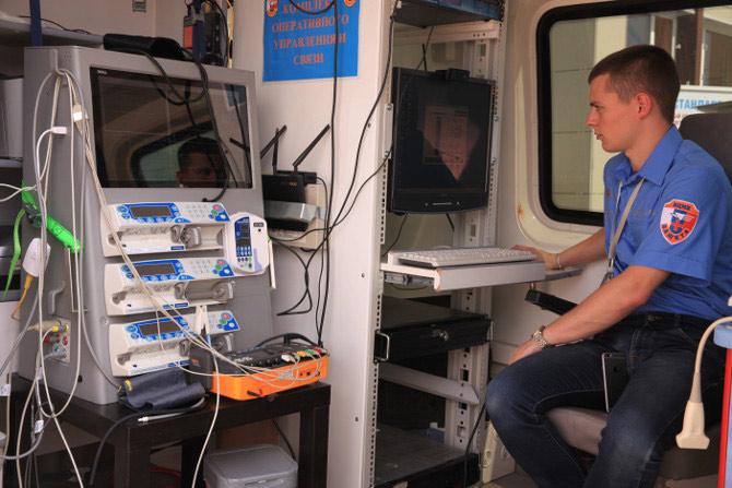 Оборудование для телемедицины