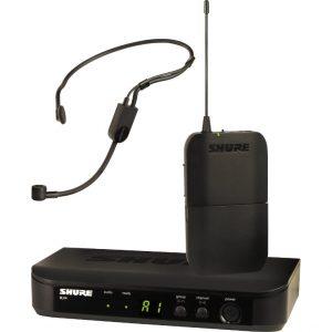 Радиосистема с головной гарнитурой SHURE BLX14E/P31 K3E
