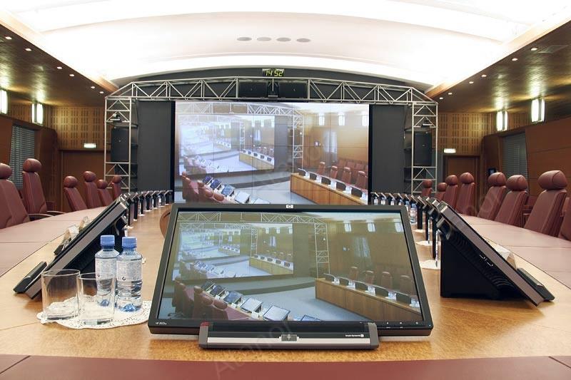 Техническая поддержка конференц-залов